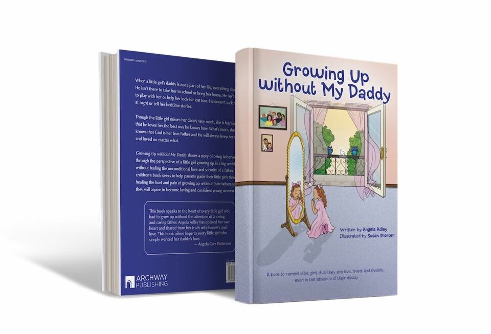 "Book: ""Growing Up Without My Daddy"""